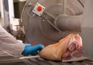 Machine Meat Cutter